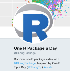 One R Package a Day